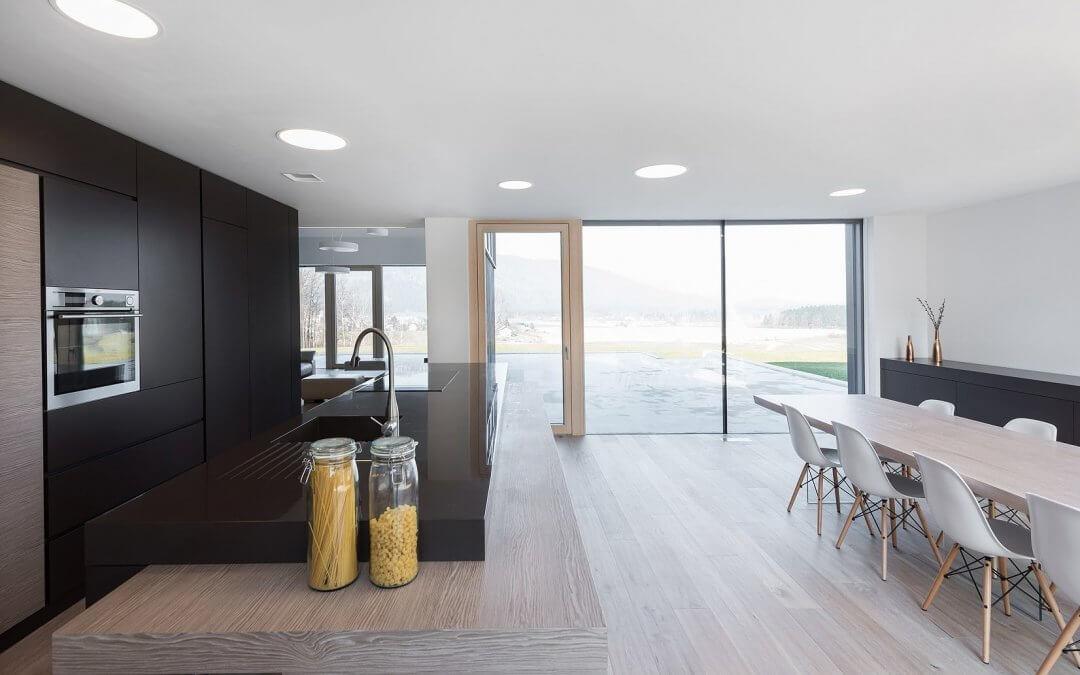 SoNo – Zračen interier Hiše M