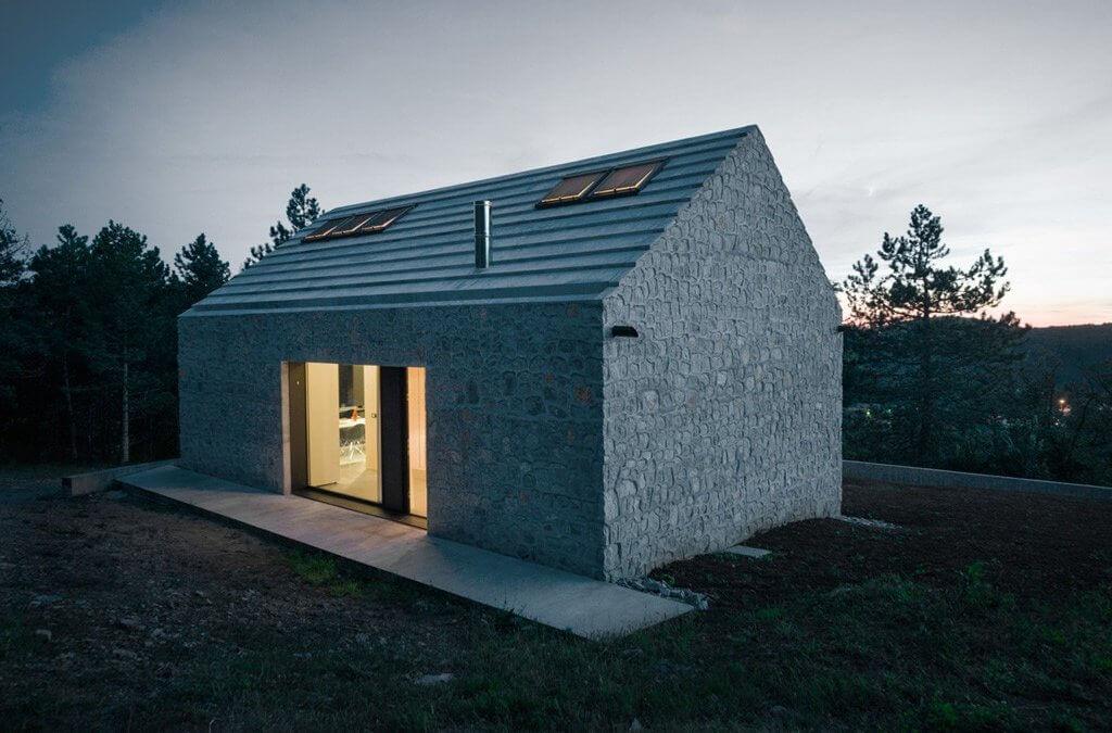 Dekleva Gregorič Arhitekti – Hiša na Krasu
