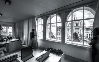 Pogovor z Janezom Maroltom: Arhitekturna fotografija, ki presune