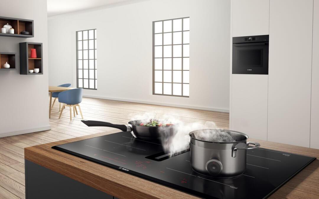 Trajnostni življenjski slog s hišnimi aparati Bosch