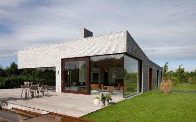 Ravna streha, nič več pozabljeni bivalni prostor